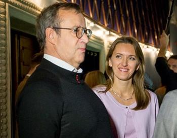 Igaunijas prezidenta Ilvesa un viņa līgavas Latvijas ierēdnes Kupces laulību ceremonija notiks nākamnedēļ
