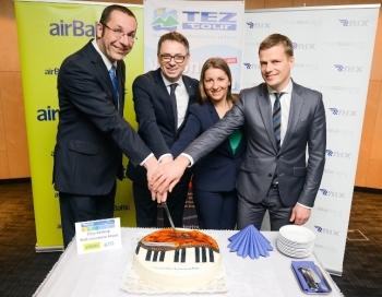airBaltic sāk lidojumus no Rīgas uz Veronu un Zalcburgu