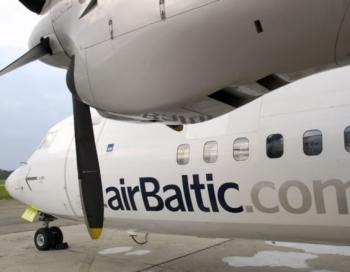 airBaltic atzīta par punktuālāko aviokompāniju pasaulē