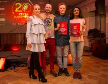 Prāta Vētra, Aminata, Dons - Zelta Mikrofons 2015 nominanti