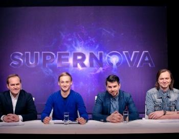 Svētdien LTV1 ēterā – konkursa Supernova jaunās sezonas ievadraidījums