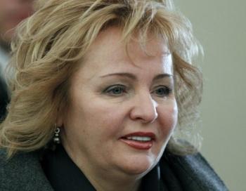 Ludmila Putina apprecējusies ar 21 gadu jaunāku vīrieti