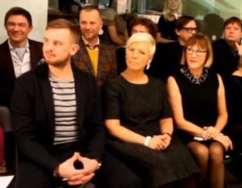 Igaunijas prezidenta iepriekšējai sievai Evelīnai Ilvesai gados jauns mīļākais