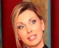 FOTO: Skaistā TV dīva Anna Lieckalniņa šovā Dejo ar Zvaigzni 4