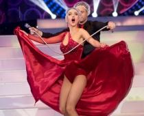 Astotais uznāciens šovā Dejo ar zvaigzni pēdējais izrādās modelei Diānai Kubasovai