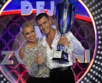 Dejo ar zvaigzni uzvar Liene Greifāne