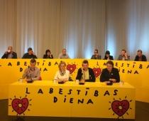 Labestības dienā saziedotie 142 015 eiro ļaus palīdzēt gandrīz 40 bērniem
