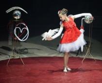 Vēl tikai četras izrādes Rīgas Cirka Jaunā gada programmā